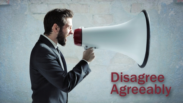 Disagree Agreeably